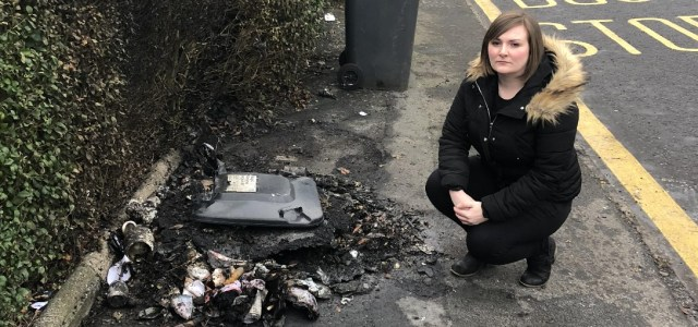 Councillor urges residents to help Police with Houston and Bridge of Weir New Year fires