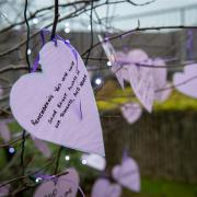 Annual memorial service held to remember those lost to suicide in Renfrewshire
