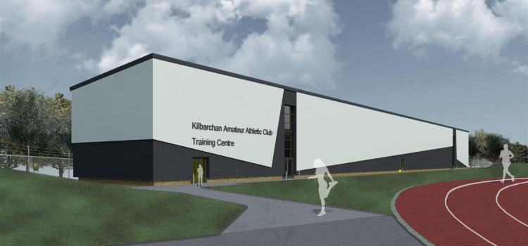 Step forward for Kilbarchan Amateur Athletics Club state-of-the-art facility