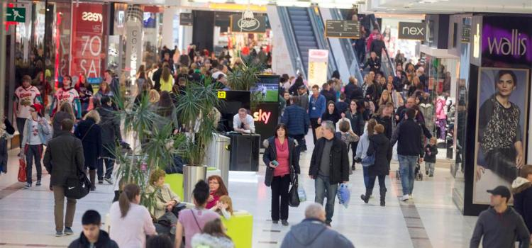 New report shows intu Braehead is worth £305.1 million to local economy