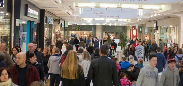 intu Braehead named top shopping centre in Scotland