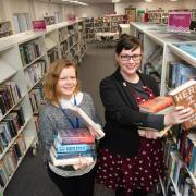 Temporary home for Paisley Central Library now up and running
