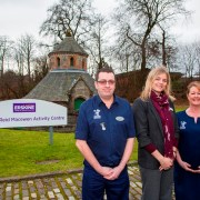 Renfrewshire veterans to benefit from West College Scotland Therapies thanks to the Armed Forces Covenant Fund Trust