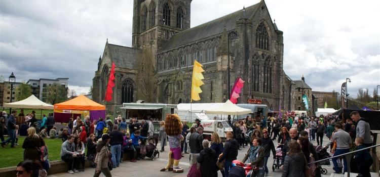 Paisley public invited to help shape town centre transformation plans