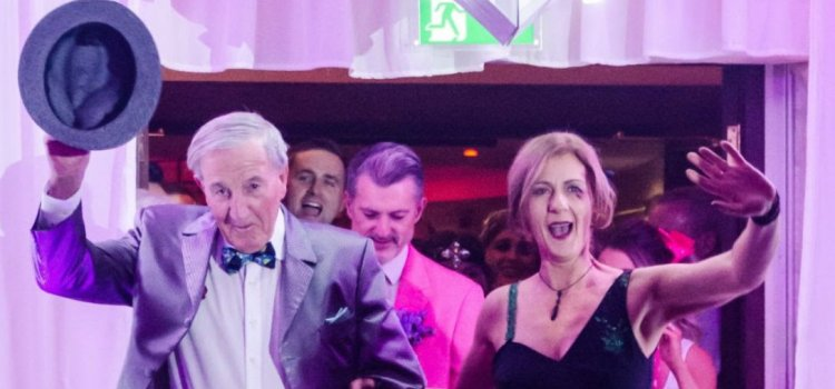 Age is no limit as 81-year-old wins Strictly Come Prancing