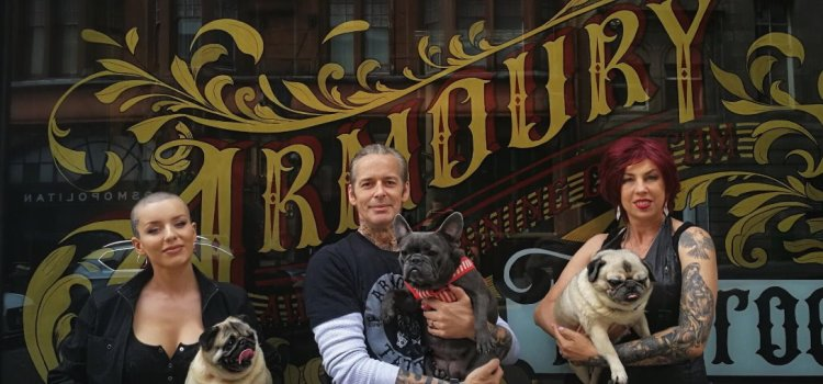 Paisley tattoo studio to hold fundraising day with proceeds going to animal charities