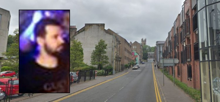 Police release CCTV image of man they wish to speak to in connection with a two assaults in Paisley in September