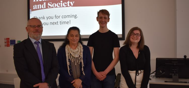 UWS gives youngsters a voice with new debating series
