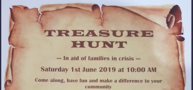 Upcoming Paisley Treasure Hunt to aid Renfrewshire's poorest families