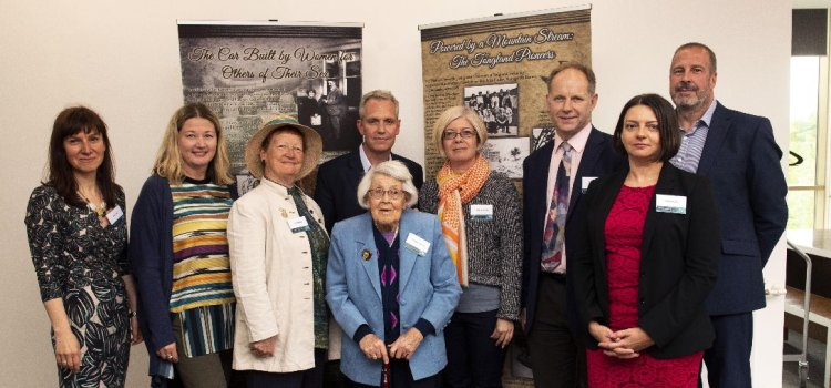 UWS to commemorate Dorothée Pullinger with heritage plaque at Paisley Campus