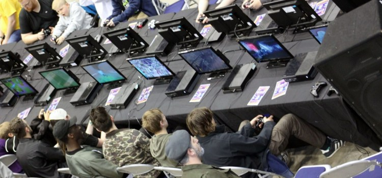 Record-breaking crowds set for gaming extravaganza this weekend