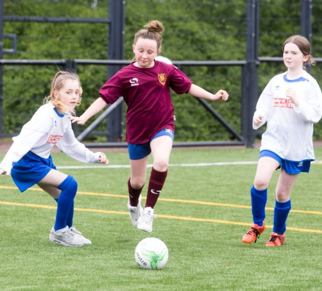 Campaign launched to get more girls into sport