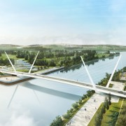 International interest to build first opening bridge over the River Clyde