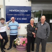 New community walking project launched in Newton Mearns