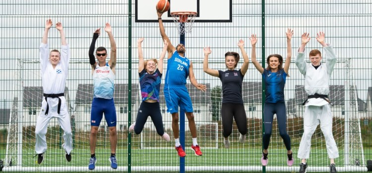 Boost for sports stars of the future through new initiative to support aspiring athletes in Renfrewshire