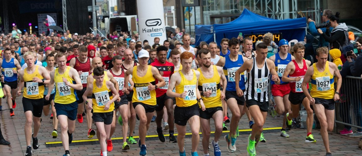 Paisley 10k Road Race 2019 – Results top 1000