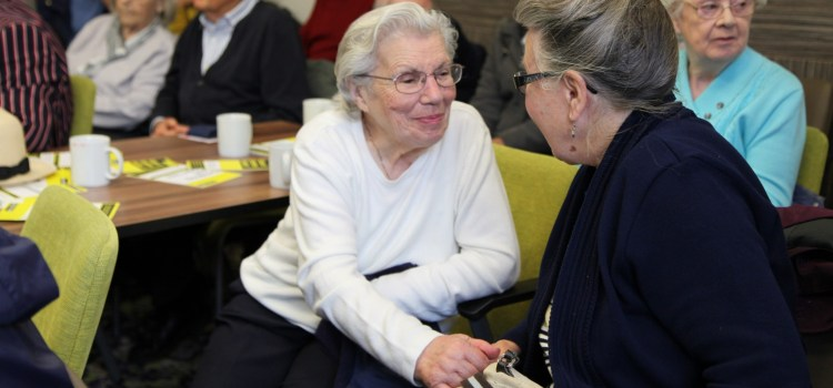 New sight loss support group to launch in Newton Mearns