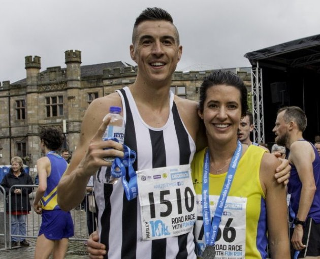 Paisley 10k Road Race 2019 – Full results by SURNAME A – L