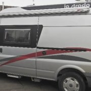 Police appeal for witnesses after campervan was stolen in Kilbarchan