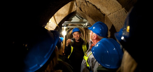 Renfrewshire Open Days 2019: History fans get the chance to go underground at the Abbey
