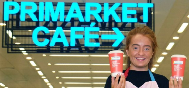 Primark opens its first in-store cafe in Scotland at intu Braehead