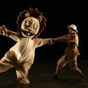 Eaten by Mamoru Iriguchi kids play coming to Paisley Arts Centre in September