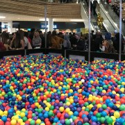 Shoppers can have a ball and win prizes