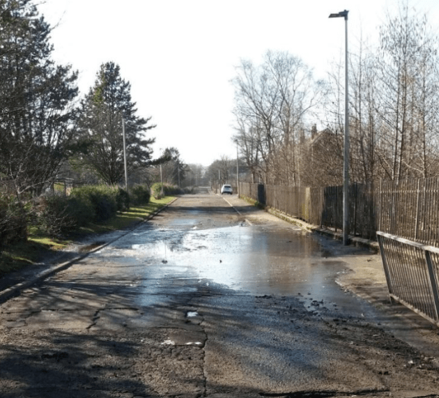 Councillors welcome reduction in pothole compensation
