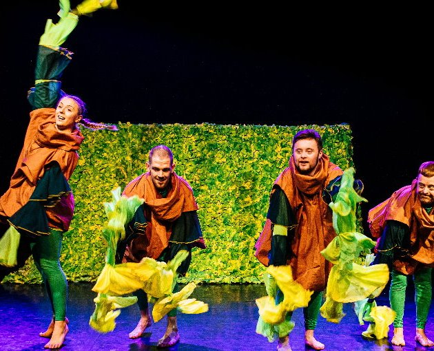 Children's Theater: GROW by Indepen-dance 4 to play at Johnstone Town Hall in October