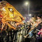 Record crowds come out for Paisley Halloween Festival 2019