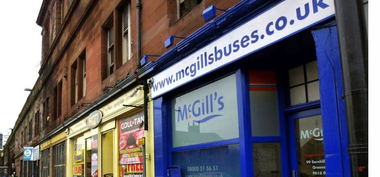 Former Arriva staff working at McGill's Buses in Johnstone and Inchinnan vote to strike later this month