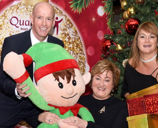 Quarriers Annual Noel Lunch raises £76,000 to support  vital trauma services