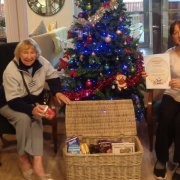 East Renfrewshire care home pays it forward with food bank advent donation