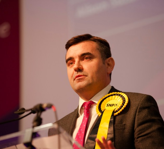 MP gets back to work after being re-elected