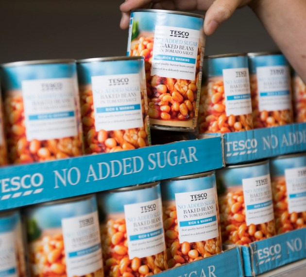 Tesco removes 67m pieces of plastic as it scraps tinned multipacks from all its Renfrewshire stores