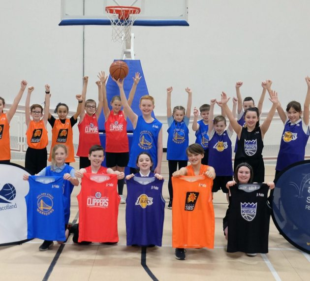 Local kids to play in prestigious basketball Jr. NBA tournament