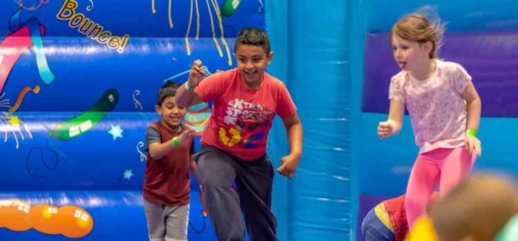 Spring into the Easter holidays with fun and games
