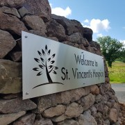 Local companies rally round St. Vincent's Hospice