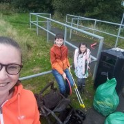 Spotless September: Volunteers take part in 75 litter picks in just two weeks