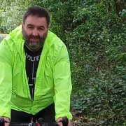 Johnstone councillor completes 77km cycle in memory of his late Uncle