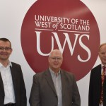 UWS Civil Engineering Scholarship launched thanks to graduate gift