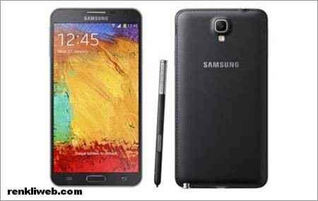 Samsung Galaxy Note 3 Neo Teknik Özellikleri ve Çıkış Tarihi