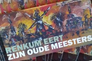 """Opening """"Renkum eert zijn oude meesters editie 2017"""" @ Dorpsstraat Renkum"""