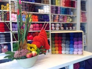 Samen haken, breien, borduren @ De Textielwinkel van Annet | Renkum | Gelderland | Nederland