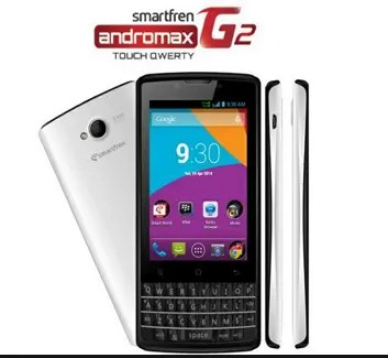 Cara Root Andromax G2 Qwerty AD9A1H
