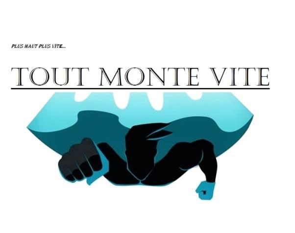 TOUT MONTE VITE - Logo