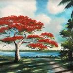 Florida Highwaymen Painting - 96