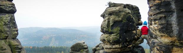 Wandertage im Elbsandsteingebirge