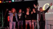Die Sieger des Battle of Bands: Afterdrunk