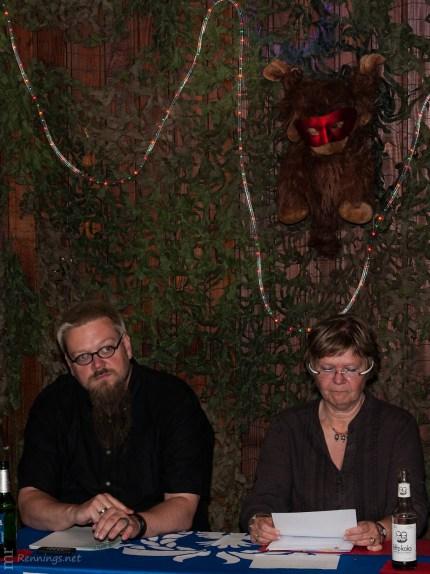 Brigitte Vollenberg und Michael Meyer